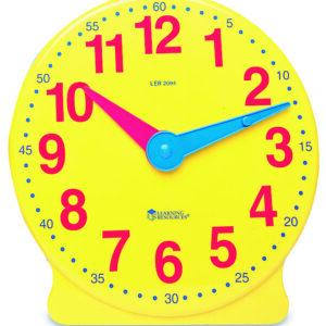 часы демонстрационные