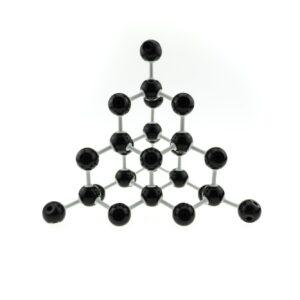 кристалічна ґратка алмазу