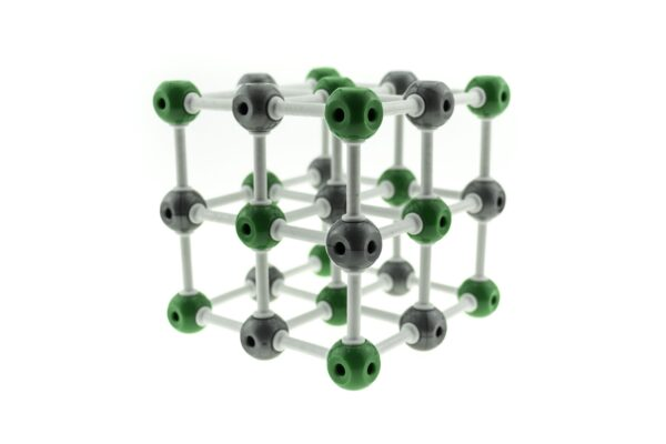 кристалічна ґратка натрій хлориду