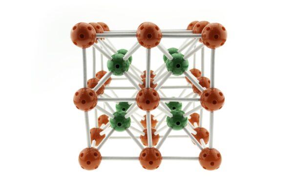 кристалічна ґратка хлориду цезію