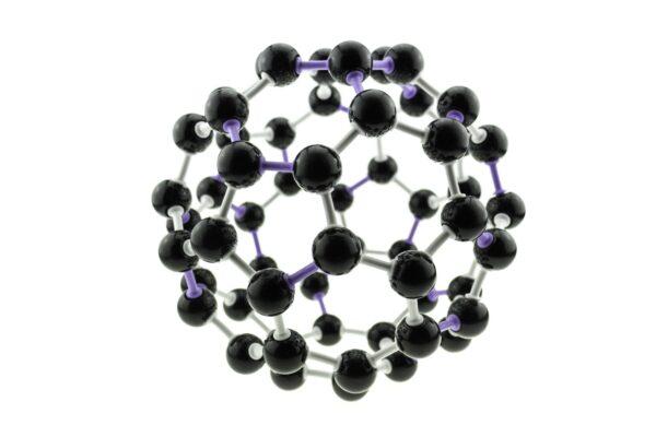 кристалічна ґратка Фуллерен С60