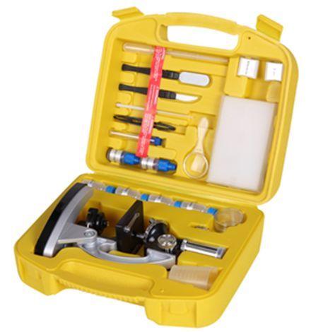дитячий мікроскоп в кейсі
