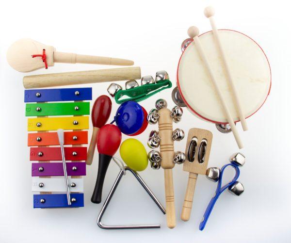 мінімальний набір музичних інструментів